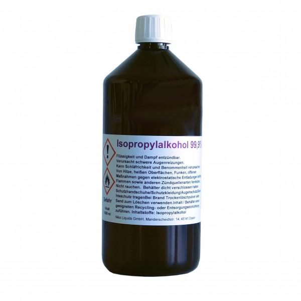 NikoDes Isopropylalkohol 99,9%, 1000ml